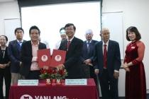 Trường Cao đẳng Văn Lang Sài Gòn ký kết hợp tác với 2 đối tác