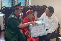 Hải Phòng: Mức quà tặng đối với người có công với cách mạng nhân dịp Tết Nguyên đán Tân Sửu 2021 là 4.498.000 đồng/người