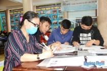Thị trường lao động tỉnh Quảng Ngãi sau Tết Nguyên đán Tân Sửu 2021 cần tuyển dụng nhiều vị trí