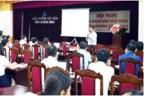 Quảng Ninh: Đẩy mạnh thực hiện chính sách bảo hiểm xã hội
