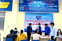 Vĩnh Phúc: Tư vấn, hỗ trợ việc làm cho doanh nghiệp và người lao động làm