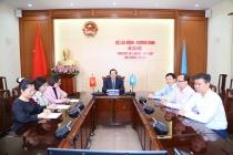 Bộ trưởng Đào Ngọc Dung tham dự và phát biểu tại Khóa họp lần thứ 65 của Ủy ban Địa vị Phụ nữ Liên Hợp quốc