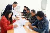 552 lượt lao động được tư vấn việc làm tại Trung tâm Dịch vụ việc làm tỉnh