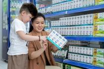 Vinamilk vượt mốc 500 cửa hàng Giấc Mơ Sữa Việt trên toàn quốc