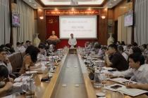 Hội nghị giao ban trực tuyến ngành BHXH Việt Nam
