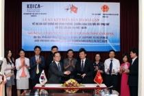 Hàn Quốc hỗ trợ triển khai Dự án xây dựng mô hình phòng, chống bạo lực đối với phụ nữ và trẻ em gái tại Quảng Ninh