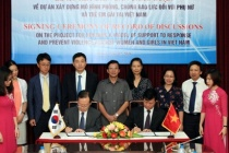 Korean organisation supports Quang Ninh province in implementing model project of preventing violence against women and girls.