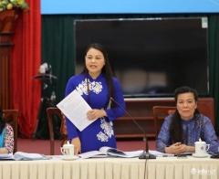 Đại hội đại biểu phụ nữ toàn quốc lần thứ XII khai mạc ngày 7-3-2017