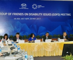 Vai trò của phụ nữ, quyền của người khuyết tật được thảo luận trong ngày làm việc đầu tiên SOM2
