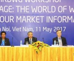 "HRDWG Workshop -  ""Digital age: The world of work and labour market information"""