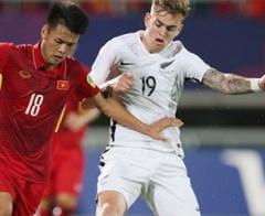 U20 Việt Nam chơi trên cơ New Zealand như thế nào?