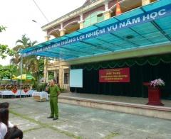 Tuyên truyền về phòng, chống ma túy và tội phạm ma túy trong học đường tại tỉnh Hà Nam