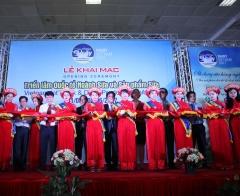 Khai mạc Triển lãm quốc tế ngành sữa và sản phẩm sữa VIETNAM DIARY 2017 tại Hà Nội