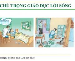 Nam Định đẩy mạnh tuyên truyền về bình đẳng giới, phòng, chống bạo lực gia đình