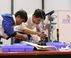 Nghệ An: Chuẩn bị cho kỳ thi tay nghề cấp tỉnh năm 2017