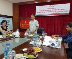 Tổng Công ty Cổ phần Phong Phú: Tăng cường đầu tư để phát triển thị trường