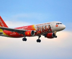 Vietravel khai trương đường bay thẳng Thanh Hóa - Bangkok