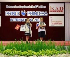 Đoàn Việt Nam đại thắng tại PRINCE & PRINCESS INTERNATIONAL 2017