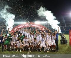 Tiếp bước đàn anh, U18 Thái Lan vô địch giải Đông Nam Á