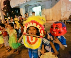 Huyện Ý Yên với công tác bảo vệ, chăm sóc trẻ em
