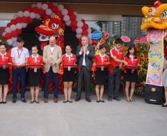 Khai trương siêu thị Auchan Golden Vinaconex tại Hà Nội