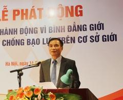 Hà Nội phát động Tháng hành động vì bình đẳng giới và phòng chống bạo lực trên cơ sở giới năm 2017