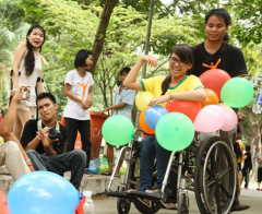 Nơi người khuyết tật được quan tâm chăm sóc