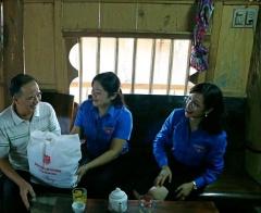 Huyện Sông Mã (Sơn La) huy động Quỹ đền ơn đáp nghĩa được trên 1,6 tỷ đồng