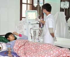 """Hiệu quả """"Mô hình cơ sở phòng và trị liệu Rối nhiễu Tâm trí tại Bệnh viện Đa khoa huyện Vân Đồn"""""""