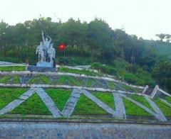 Tượng đài Ngã ba Cò Nòi: Mốc son chói lọi của lực lượng thanh niên xung phong Việt Nam