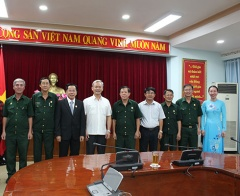 """Hội Cựu Chiến binh Đồng Nai phát huy bản chất truyền thống """"Bộ đội Cụ Hồ"""""""