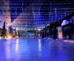 Thưởng ngoạn Giáng sinh Châu Âu ngay tại Công viên Hồ Tây