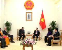 Việt Nam luôn coi trọng quan hệ hợp tác và ủng hộ mô hình hoạt động của Làng trẻ em SOS quốc tế