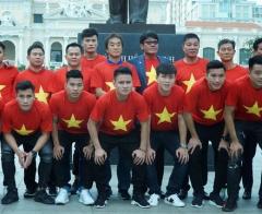 VFF khẳng định làm minh bạch việc chia tiền thưởng cho U23 Việt Nam