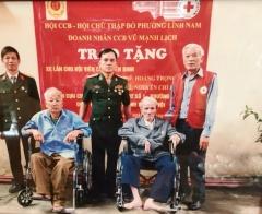 Hội Cựu chiến binh quận Hoàng Mai: Nhiều tấm gương vượt khó
