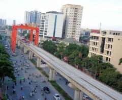 Yêu cầu Hà Nội tập trung làm tuyến đường sắt lên Nội Bài