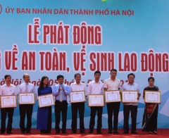 Công ty Tuấn Dung làm tốt công tác an toàn, vệ sinh lao động