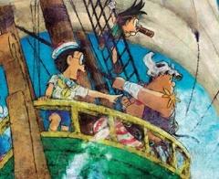 Một vé trở lại tuổi thơ cùng Doraemon: Nobita và Đảo giấu vàng