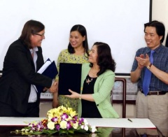 The Ministry of Labor, Invalids and Social Affairs signed a cooperation on child drowning prevention
