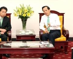 Việt Nam và Nhật Bản tăng cường hợp tác phái cử thực tập sinh hộ lý