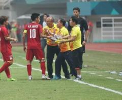 Son Heung Min tuyên chiến với Olympic Việt Nam
