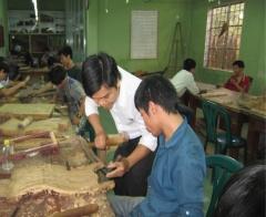 Thừa Thiên Huế: Khó khăn trong công tác đào tạo nghề cho người khuyết tật