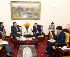 Việt Nam và Phần Lan mở rộng hợp tác trong lĩnh vực giáo dục nghề nghiệp