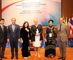 ASEAN – EU dialogue on gender equality at work