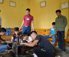 Yên Bái: Chất lượng đào tạo nghề cho lao động nông thôn ngày càng nâng cao