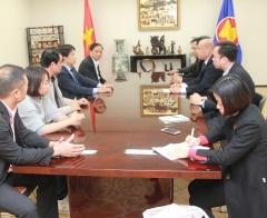 Nhật Bản sẵn sàng tiếp nhận hộ lý, điều dưỡng viên Việt Nam
