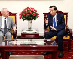 Việt Nam – Romania tăng cường hợp tác trong lĩnh vực lao động