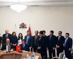 Việt Nam - Bungaria ký kết hợp tác về lao động, việc làm và an sinh xã hội