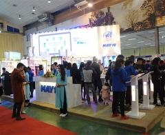 Hội chợ Thời trang Việt Nam 2018: Nơi hội tụ các thương hiệu hàng đầu trong các lĩnh vực dệt may, da giày, trang sức