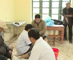 Nạn nhân bom mìn, vật nổ sau chiến tranh được Nhà nước hỗ trợ mua BHYT